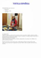 Cómo hacer una tortilla española