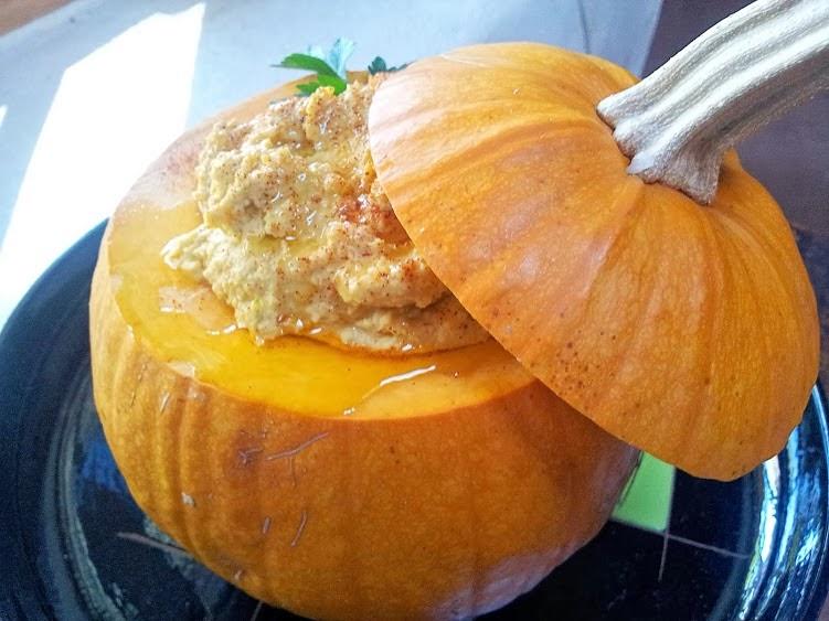 Napa Farmhouse 1885™: Silky Pumpkin Hummus