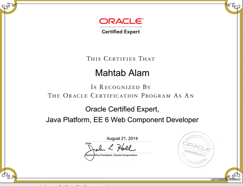 Sql Aggregate Functions My Oracle Ee Web Component Developer 1z0