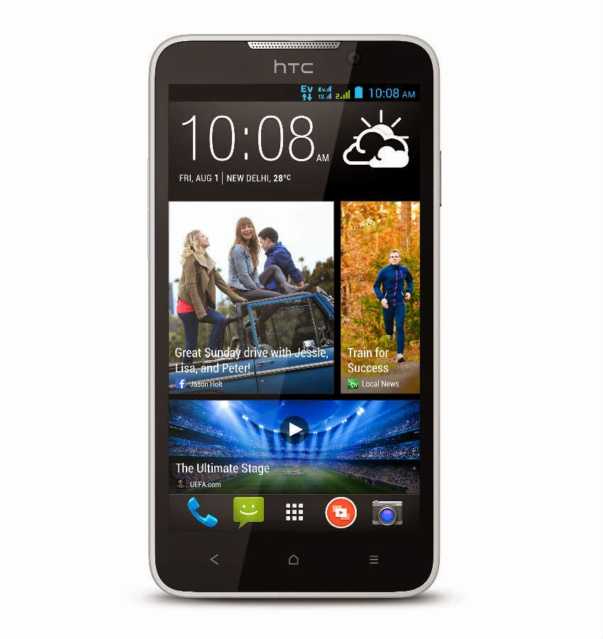 HTC Desire 516c Dual SIM Mobile for Rs.7203 after cashback