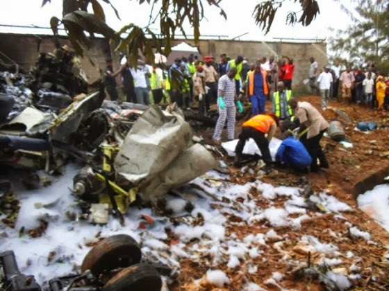 lagos plane crash survivor dies