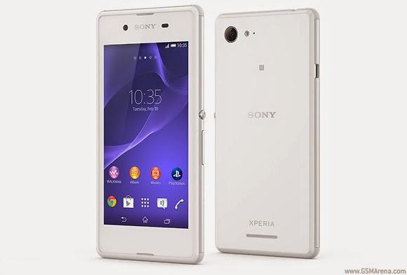 Sony Xperia E4 ,Xperia E3, smartphone, sony,