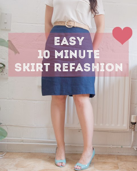 10-minute-skirt-restyle
