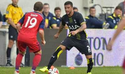 Spurs defence is stronger without changes