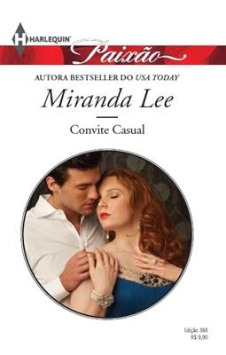 Convite Casual - Miranda Lee