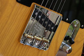 Puente Fender Telecaster