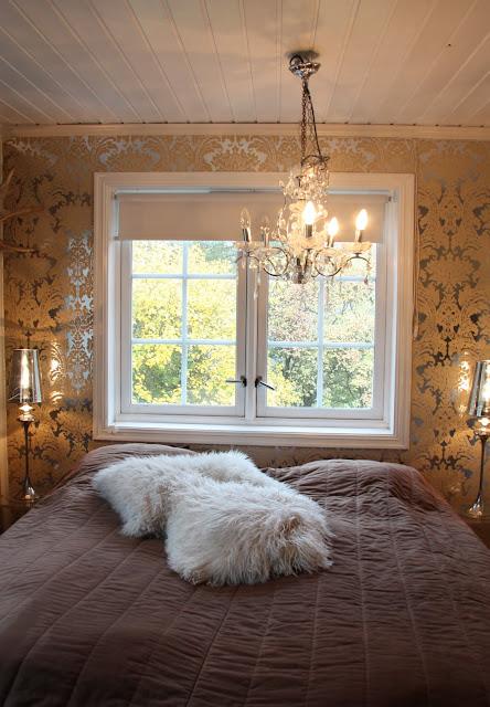 All of irina: høstkos på soverommet :)