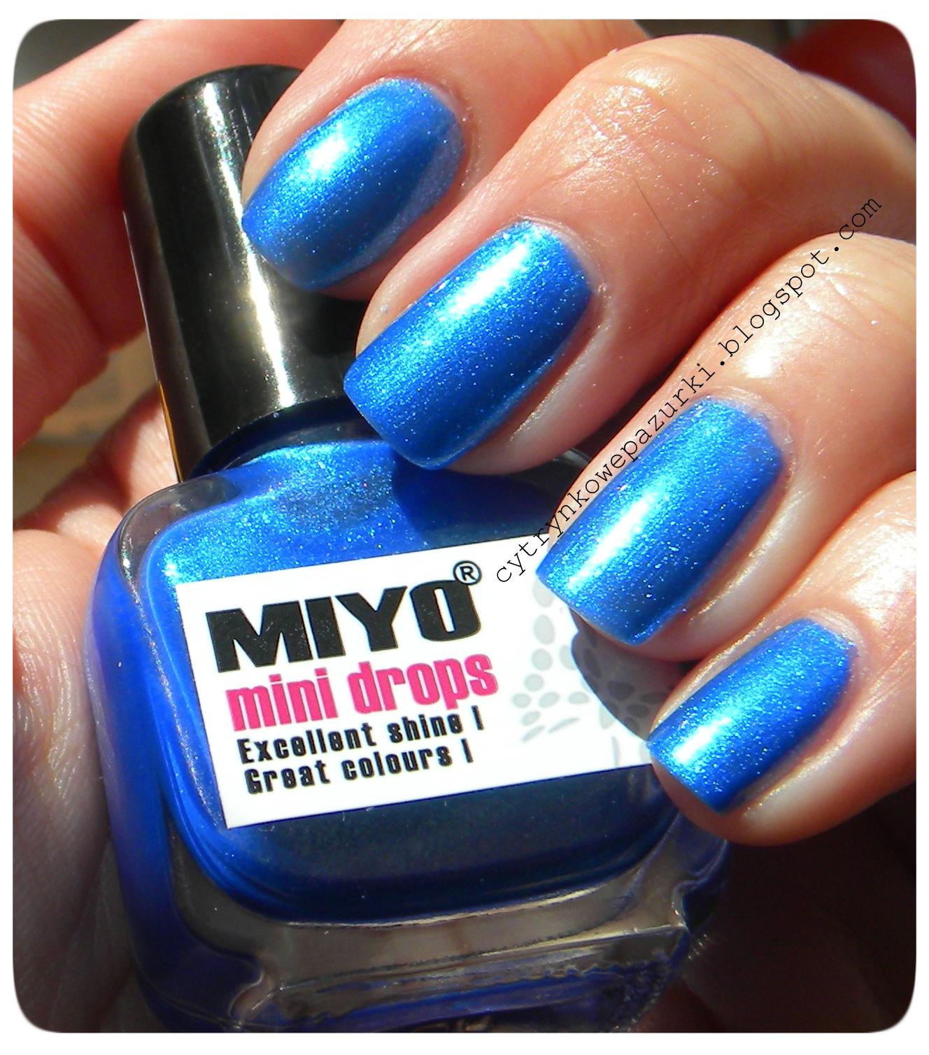 Poniedziałki z Miyo Mini Drops Bright Alchemy 154