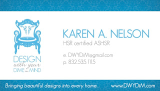 Business Card for Karen Nelson