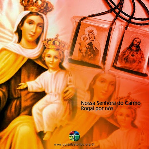 Third Order of Our Lady of Mount Carmel Campos - RJ - Brazil  - Oficial Web Site