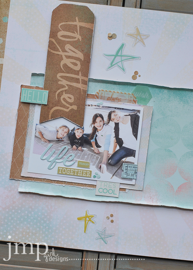 Life Now Together layout @jamiepate @heidiswapp #heidiswapp #heidisdreamy