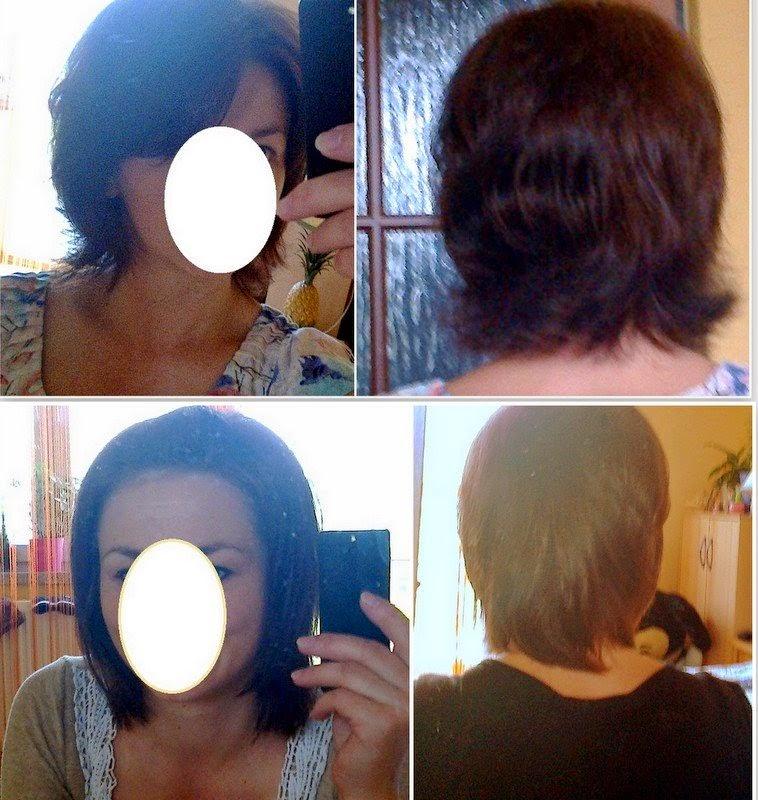 Porady włosowe: Problem Ani z prostownicą w tle.