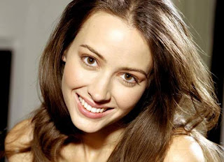 Amy Acker Smile