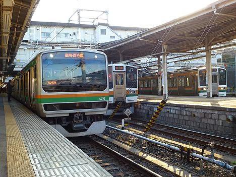 高崎・両毛線 普通 前橋行き2 E231系