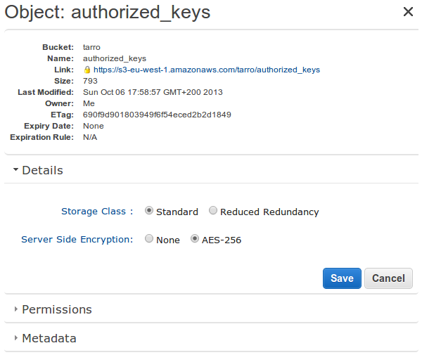 aws-s3-server-side-encryption-aes256