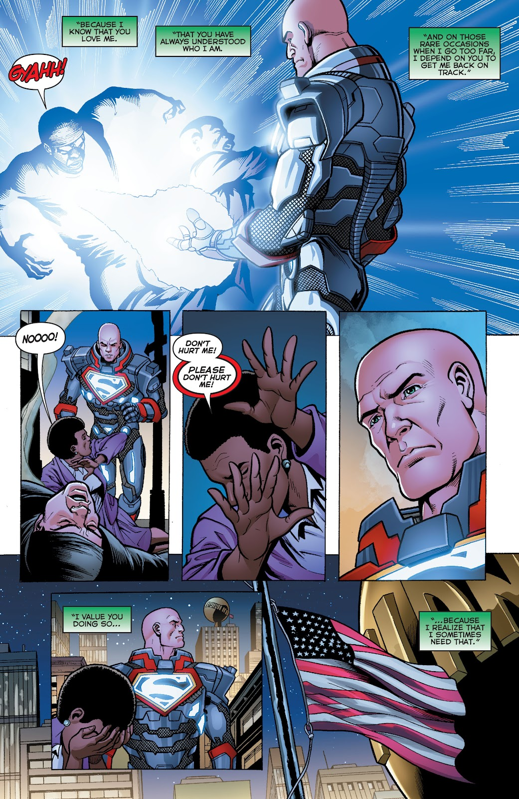 Justice League (2011) Issue #52 #62 - English 17