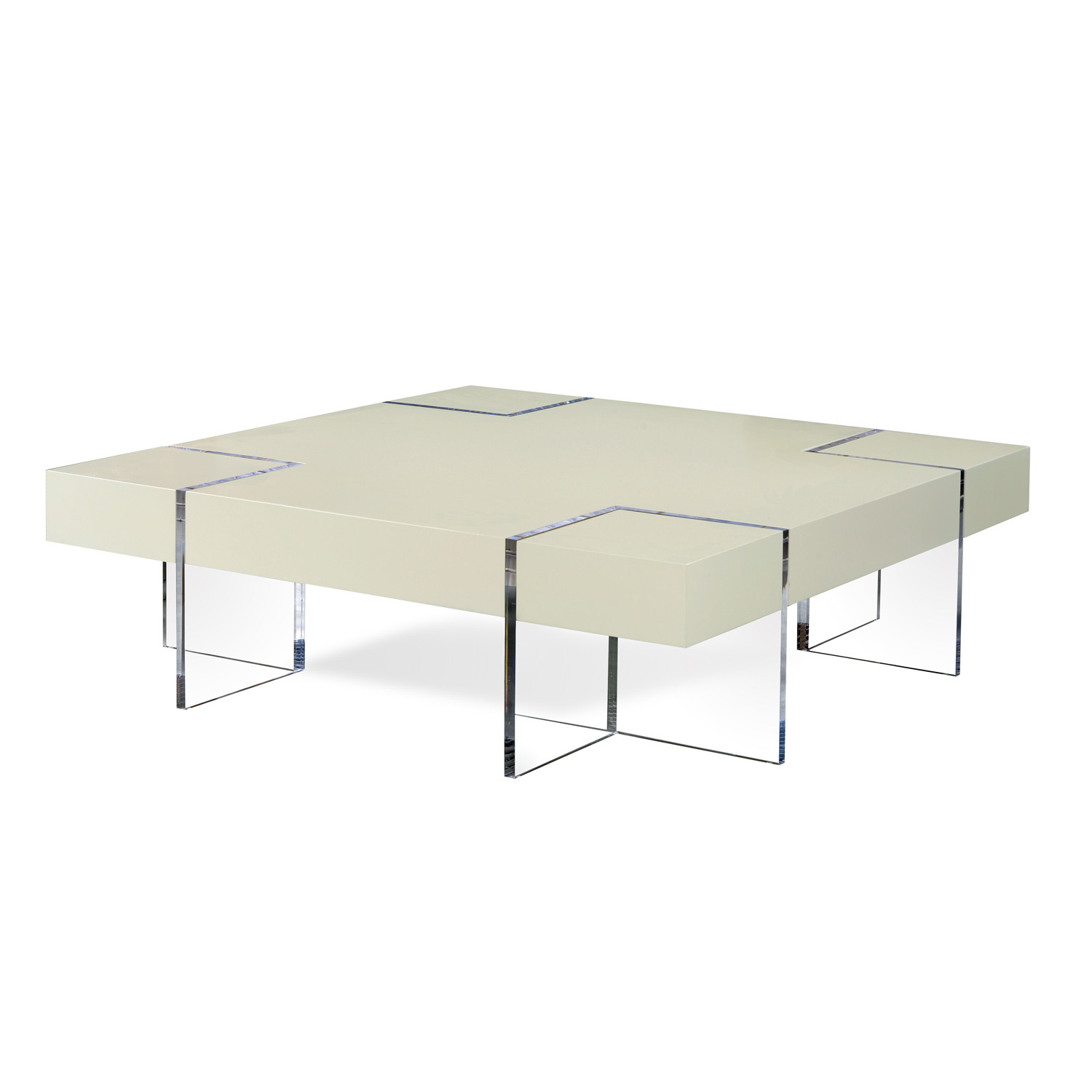 Dezign4u Collection Of B Pila Acrylic Furniture