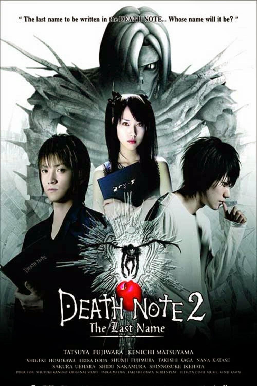 Cuốn Sổ Tử Thần : Cái Chết Cuối Cùng|| Death Note 2 : The Last Name