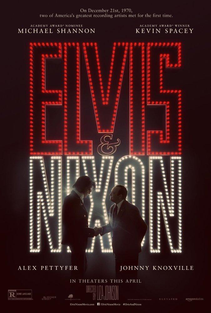 Nonton Elvis & Nixon (2016)