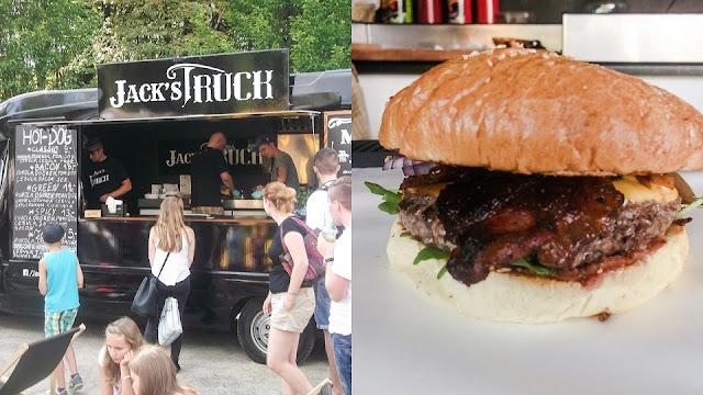 Food Truck Jack's Truck opinie