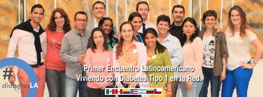 Lo bueno, lo malo y lo inmejorable del encuentro: Vivir con diabetes tipo 1 en la red.