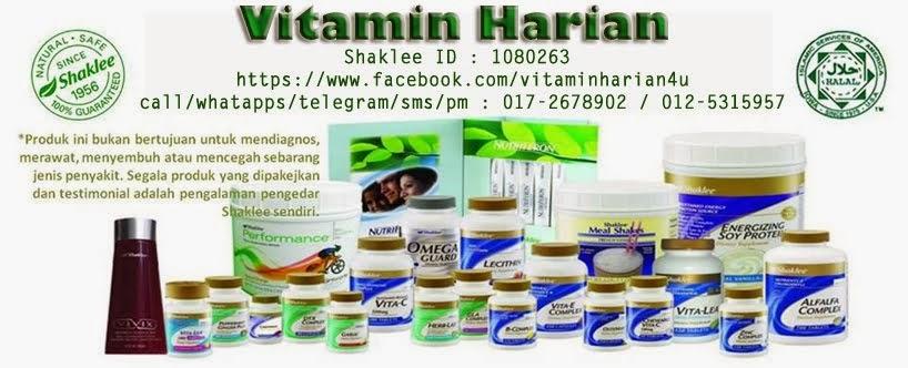 Vitamin Harian