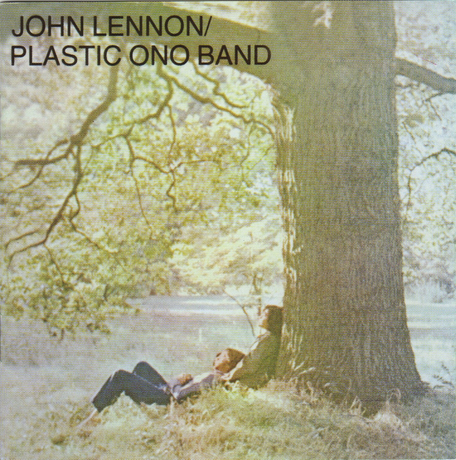 John Lennon Plastic Ono BandWith Flux Fiddlers Imagine