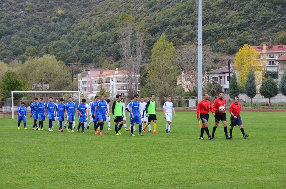 Πρωτάθλημα προεπιλογής Νέων: Καστοριά – Κοζάνη 5-2 (φωτογραφίες)