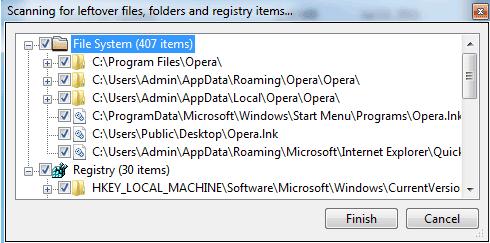 برنامج مجاني لحذف البرامج والتطبيقات من جزورها وعدم ترك أي بقايا في سجل النظام GeekUninstaller 1.2.1