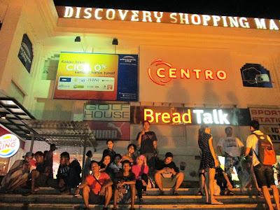 Depan Centro Mall