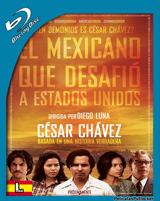 Cesar Chavez [BrRip 720p][Latino][FD-SD-MG]