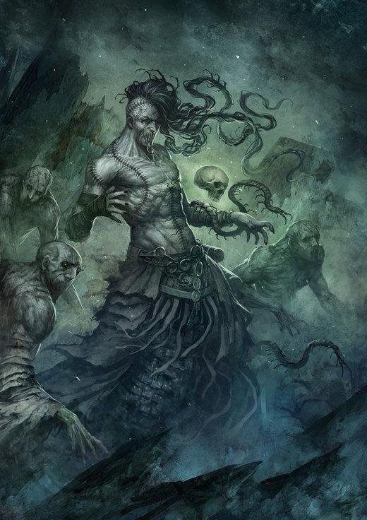 Necromancer por SARYTH