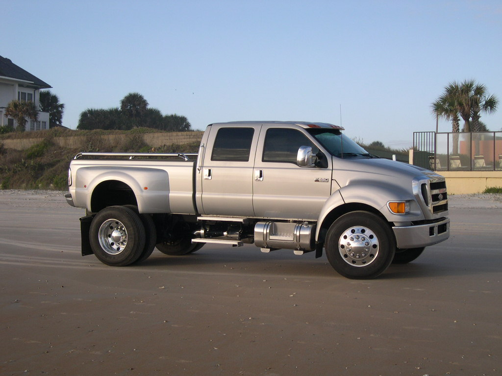 Extreme Ford F650 Super Truck.html | Autos Post
