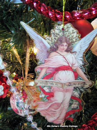 Quiet Time Christmas Angel
