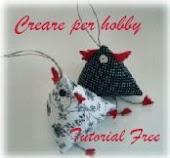 tutorial free Di Lella del blog Creare per Hobby
