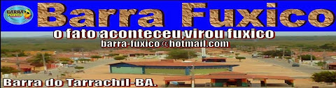 BLOG BARRA FUXICO
