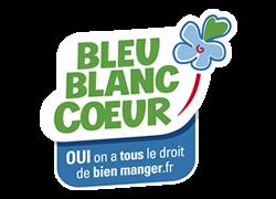 logo association Bleu-Blanc-Coeur - produit linette