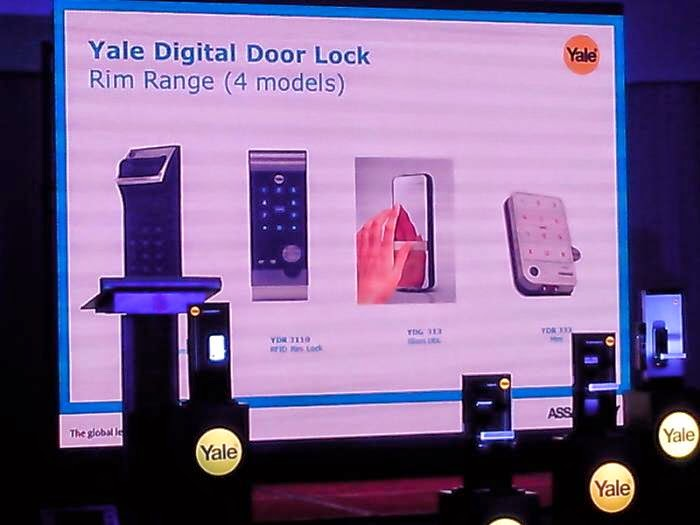 Yale Philippines Introduced Digital Door Locks