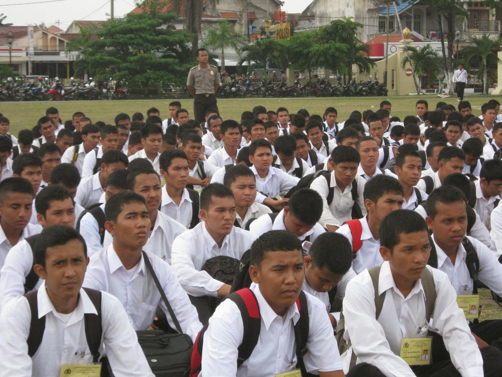 Pengumuman Hasil Tes Rikpsi/Pemeriksaan Psikologi Polri 2014