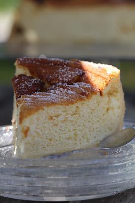 """ Topfentorte "" ou la tarte autrichienne au fromage blanc"