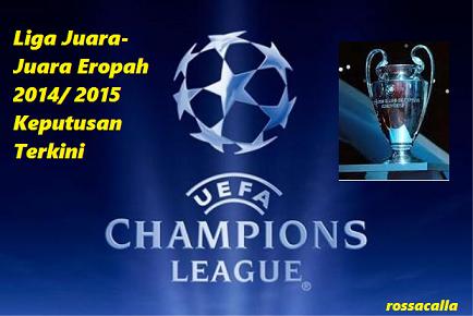 Liga Juara-Juara Eropah 2014/ 2015