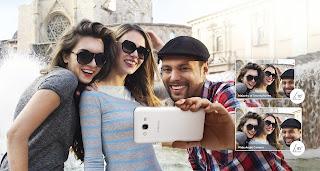 Refrensi Hp Selfie murah