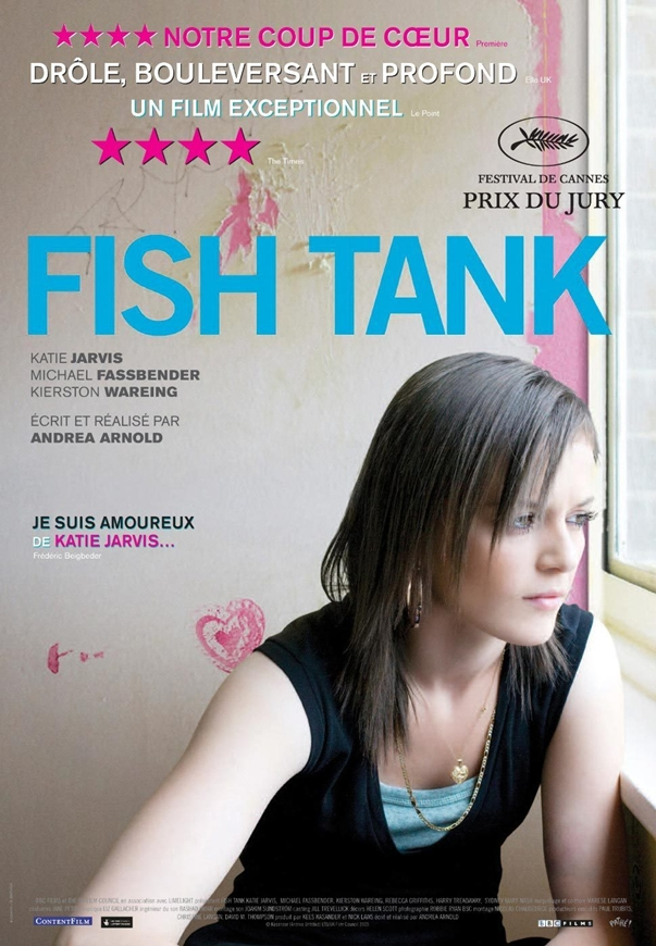 Fish Tank poster
