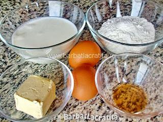 Clatite ingrediente reteta