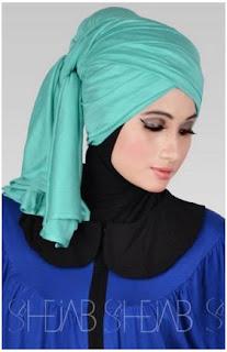 Model Jilbab Wisuda Masa Kini