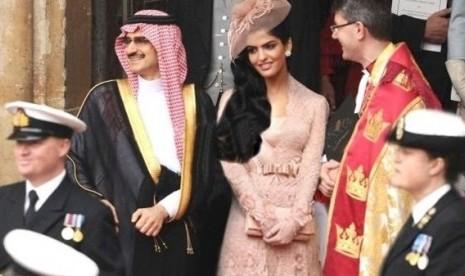 Amira al-Taweel Cewek Paling Populer di Arab Saudi