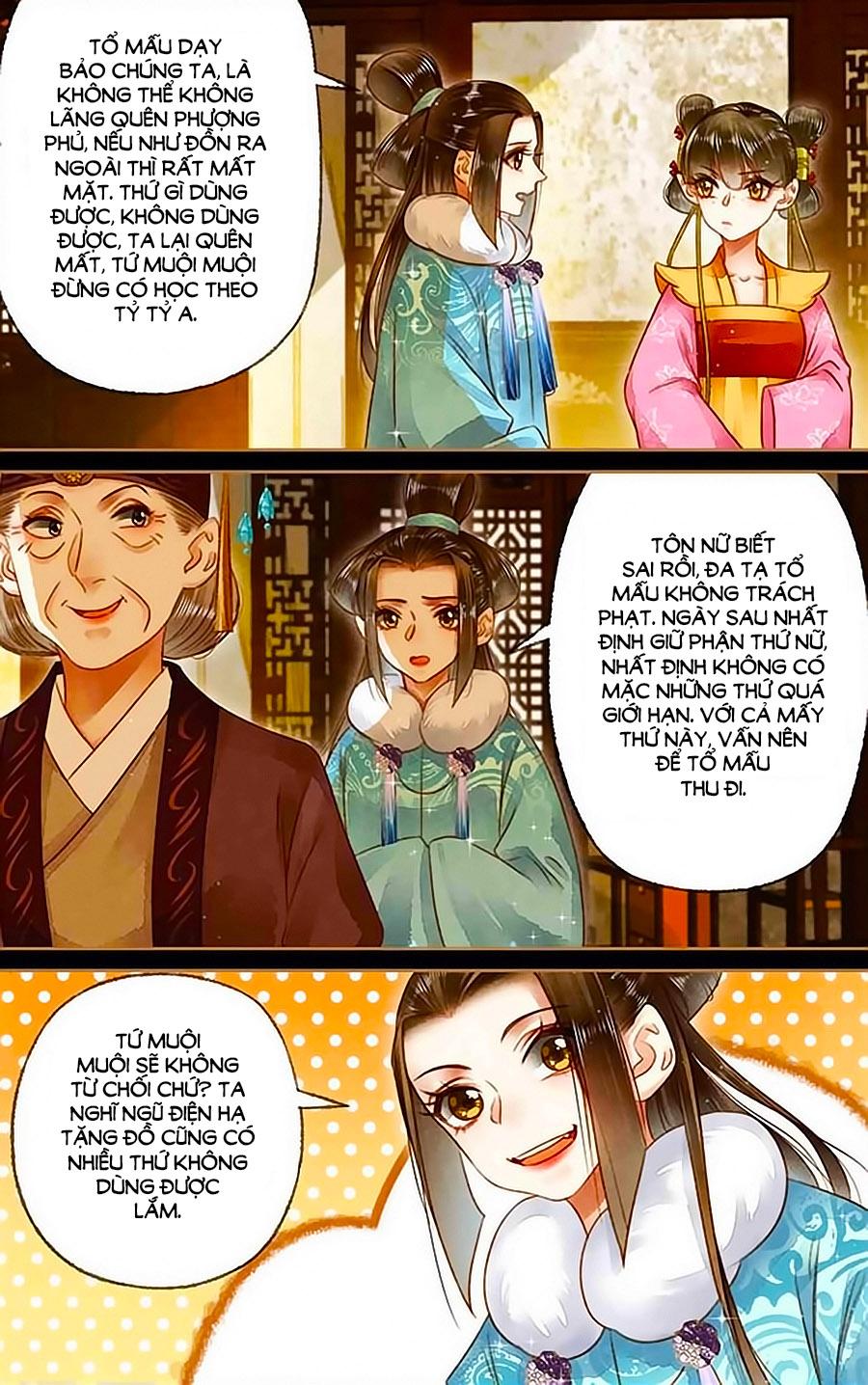 Thần Y Đích Nữ chap 164 - Trang 6