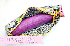 Bliss Yoga Bag Pattern