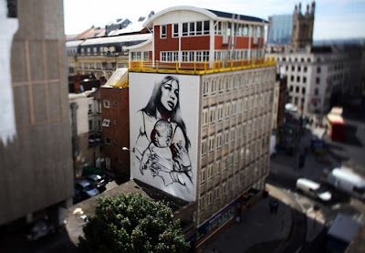 See No Evil - The UK's Largest Street Art Project Seen On www.coolpicturegallery.us