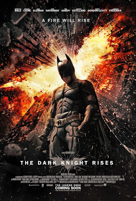 the dark knight rises, directed by christopher nolan